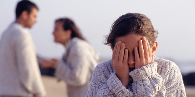 Çocuklu Ailenin Boşanması